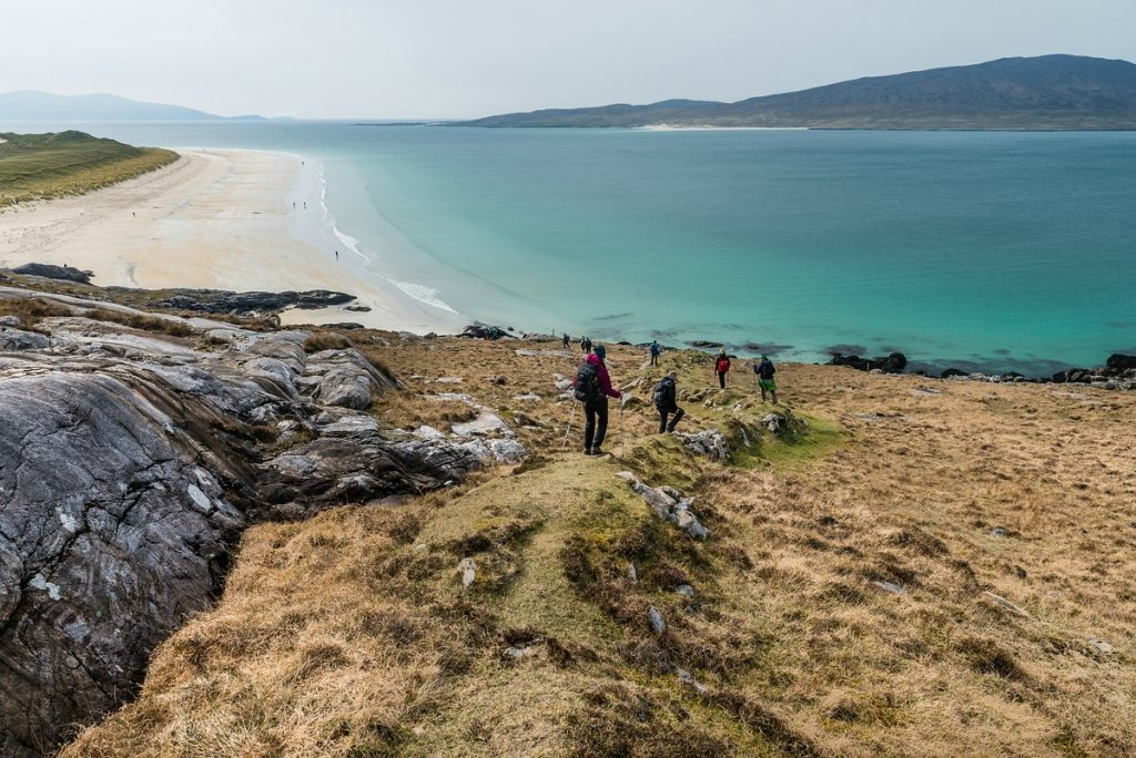 Outer Hebrides Walking Tour - Day 5