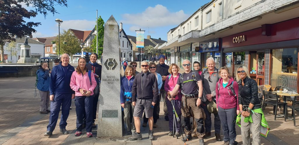West Highland Way Walking Adventure