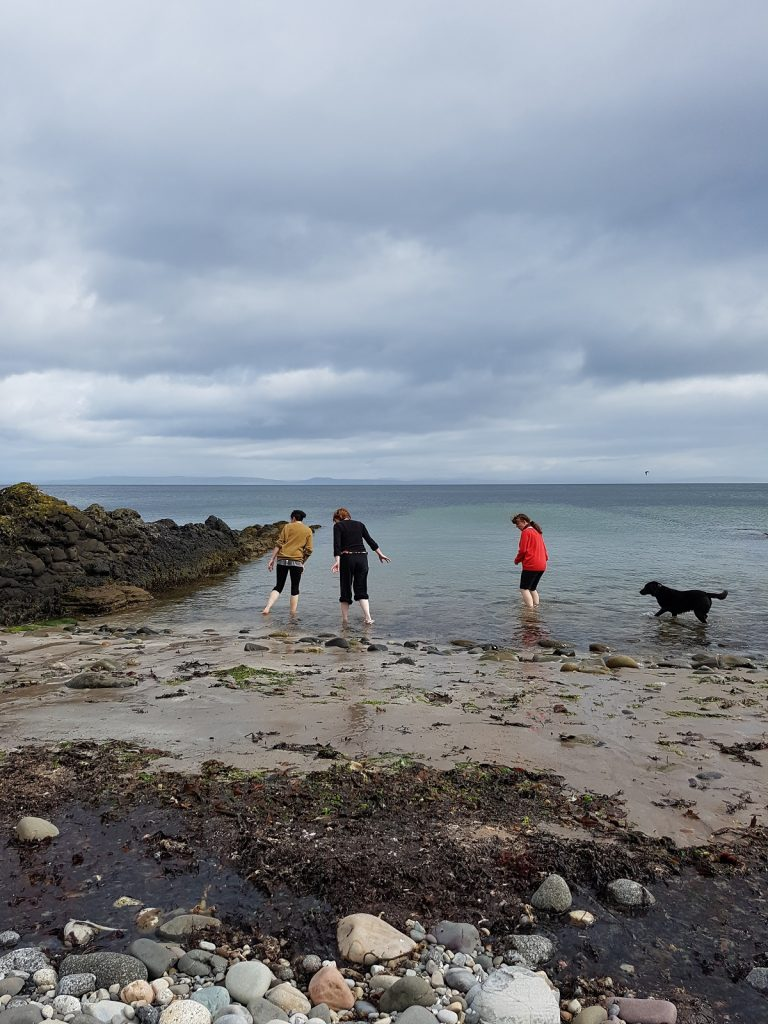 Arran Coastal Way Walking Adventure - Day 4 - Lochranza to Imachar