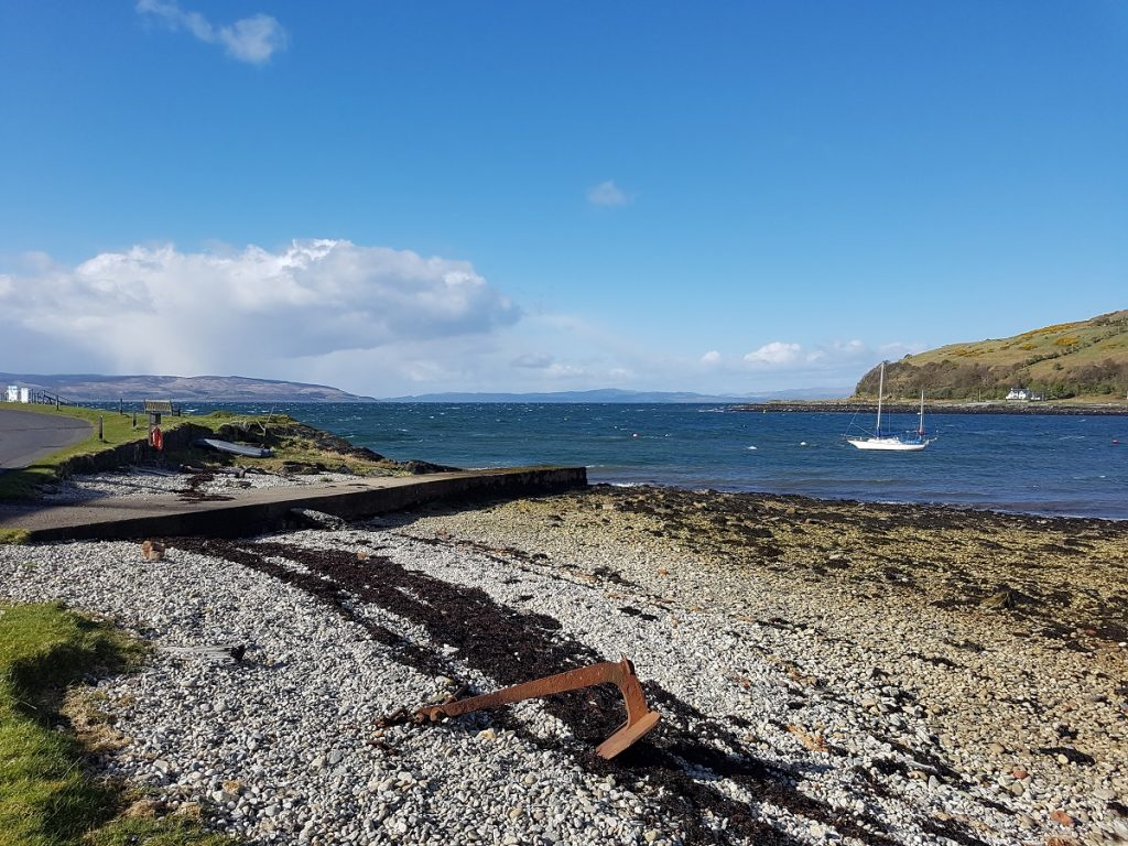 Arran Coastal Way Walking Adventure - Day 6 Blackwaterfoot to Lagg
