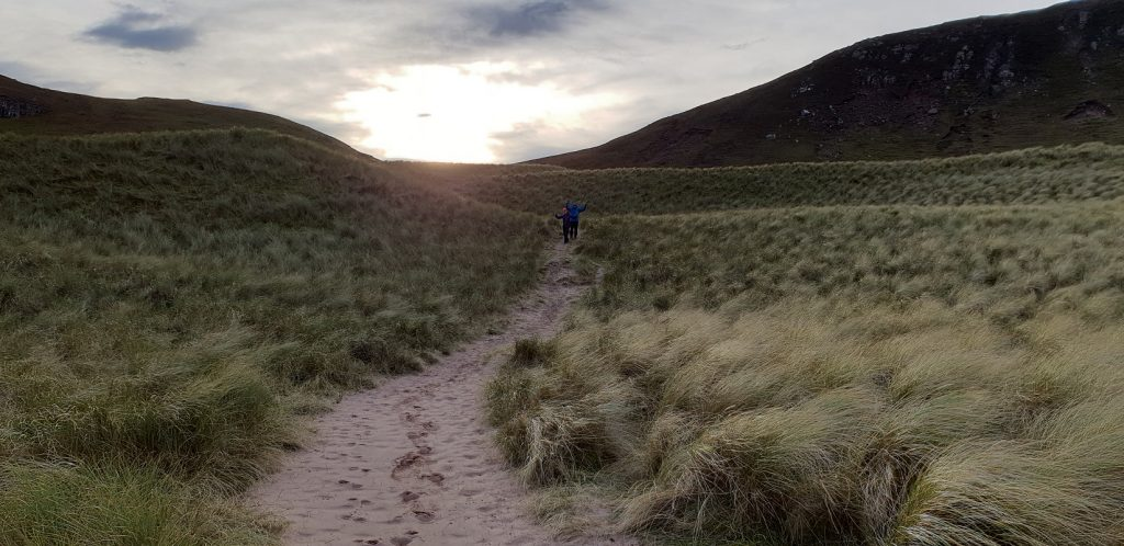 North West Highland Hiking - Day 7