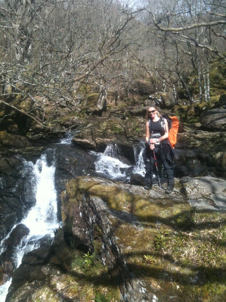 West Highland Way Walking Adventure - Day 3 - Rowardennan to Inverarnan via the Falls of Inversnaid