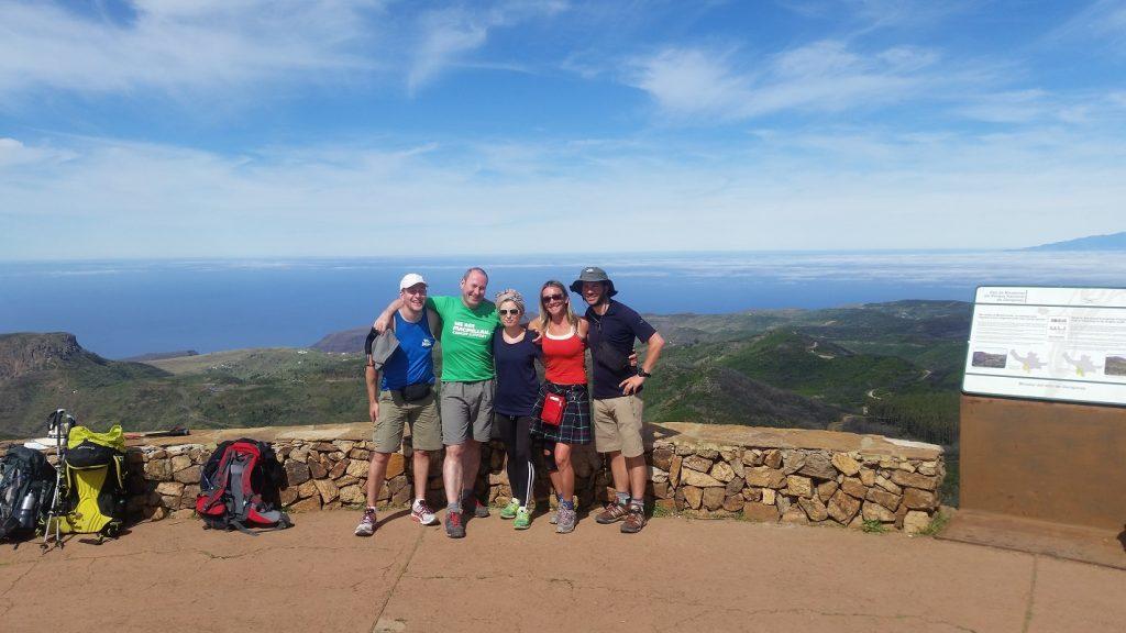 Hiking Highlights of La Gomera