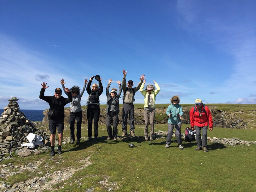 Outer Hebrides Walking Tour - Day 2