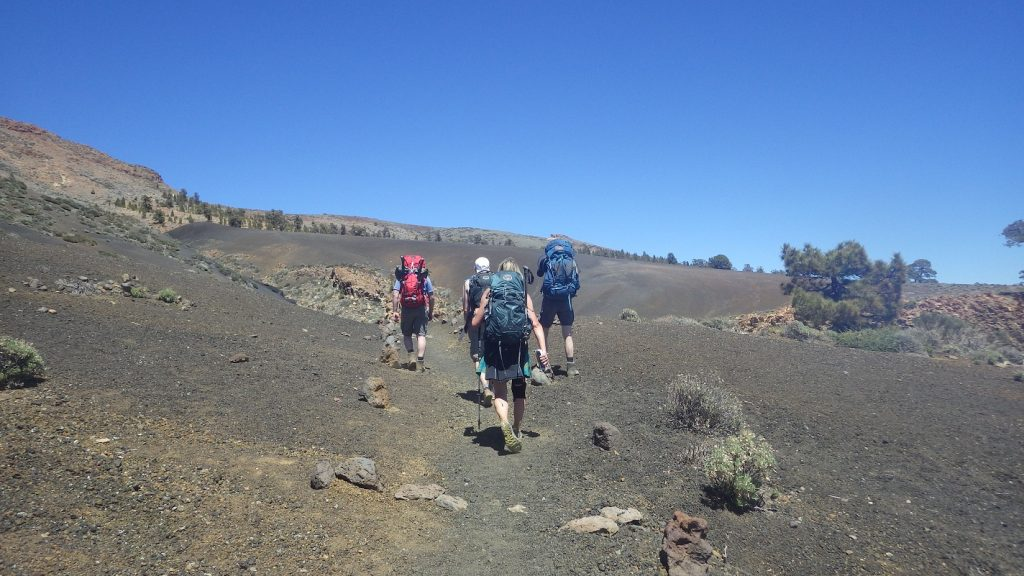 Hiking Highlights of Tenerife Day 4