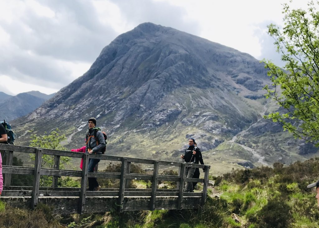 Day 6 - Glencoe to Kinlochleven via the Devils Staircase